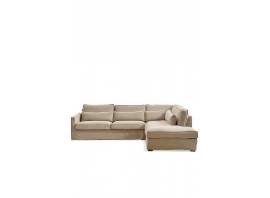 Brompton C Corner Sofa Cl R Cot Nat