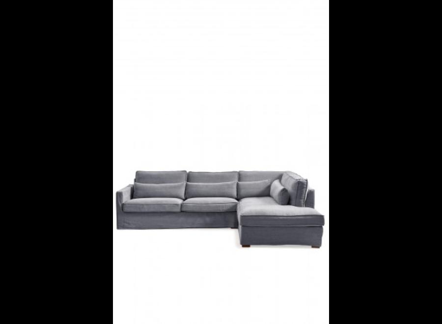 Brompton C Corner Sofa Cl R Cot Blu