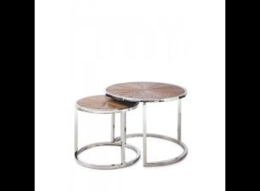 Greenwich Coffee Table set/2