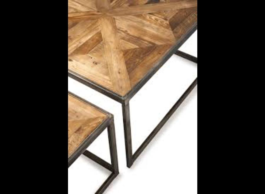 Le Bar American Coffee Table S/3
