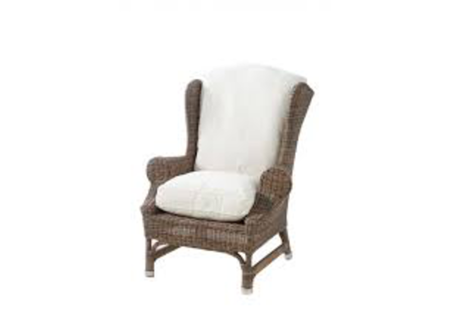 Outdoor Rustic Rattan Nic.W.Chair