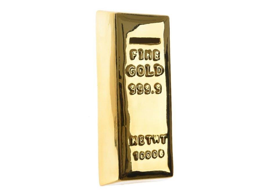 Gold Bar Savings Bank, 8.5X21X5 cm