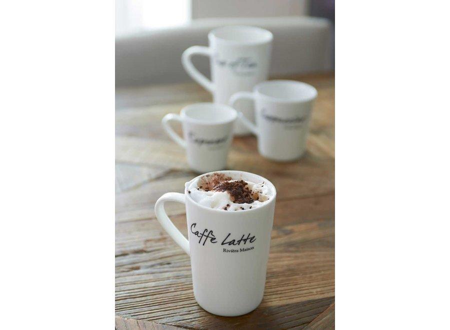 Classic Caffè Latte Mug