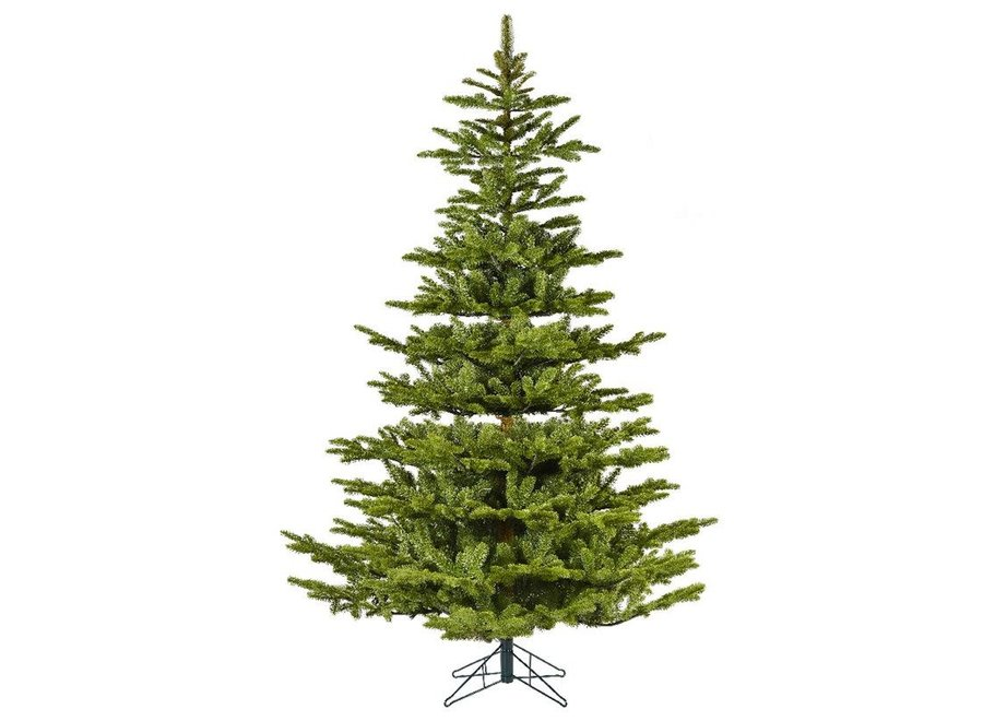 Koreana Spruce Christmas Tree 210 cm (7Ft) - Green - 210 cm