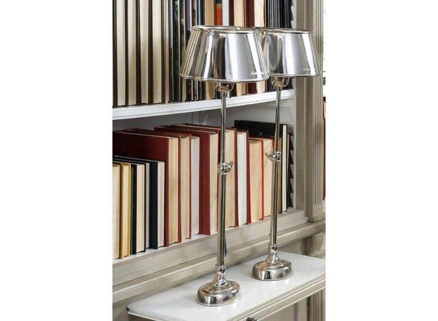 Hampton Lamp Incl Oval Shade