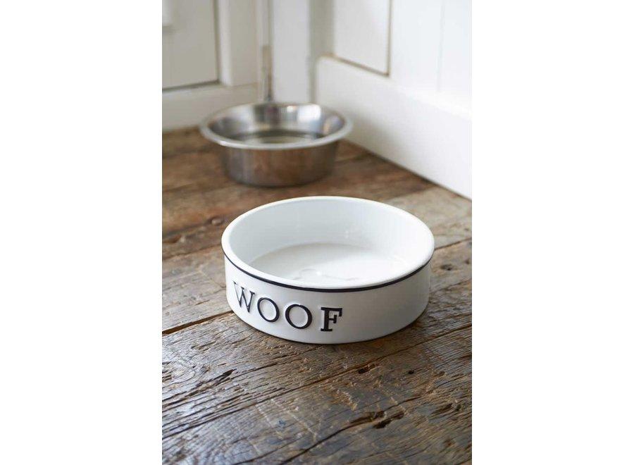 Woof Doggie Bowl L