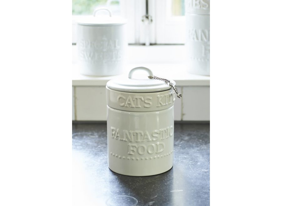 Cats Kitchen Jar
