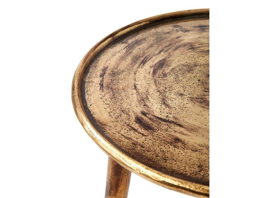 Bolzano Coffee Table Brass 36X48