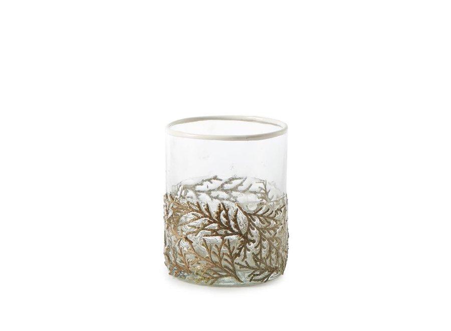 Juniperus Leaf Votive S