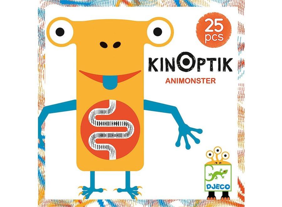 Kinoptik Animonster - 26 Pcs