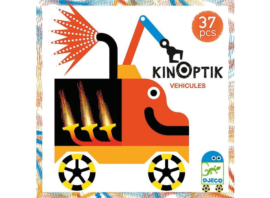 Kinoptik Vehicles - 38 Pcs