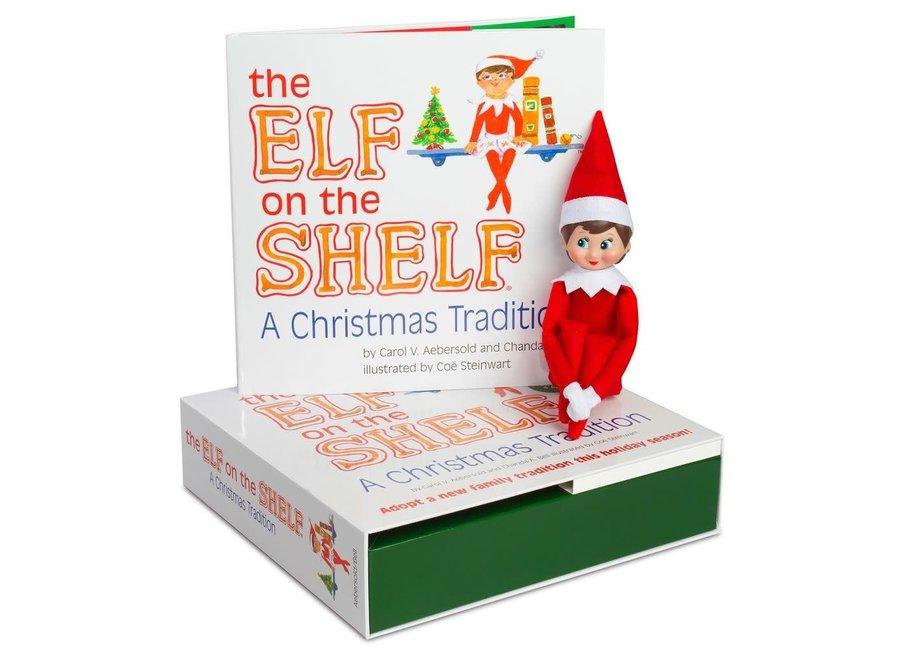 Elf On The Shelf - Girl Light