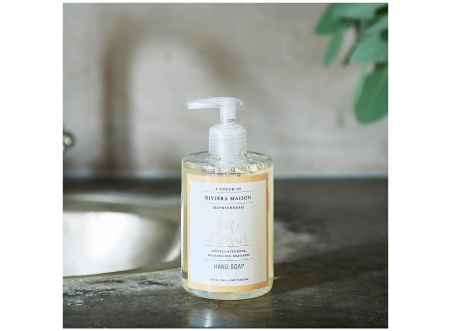 A Touch Of Cote D'Azur Hand Soap300