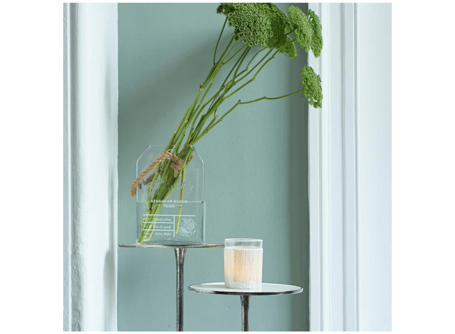 Bloom Paris Label Vase