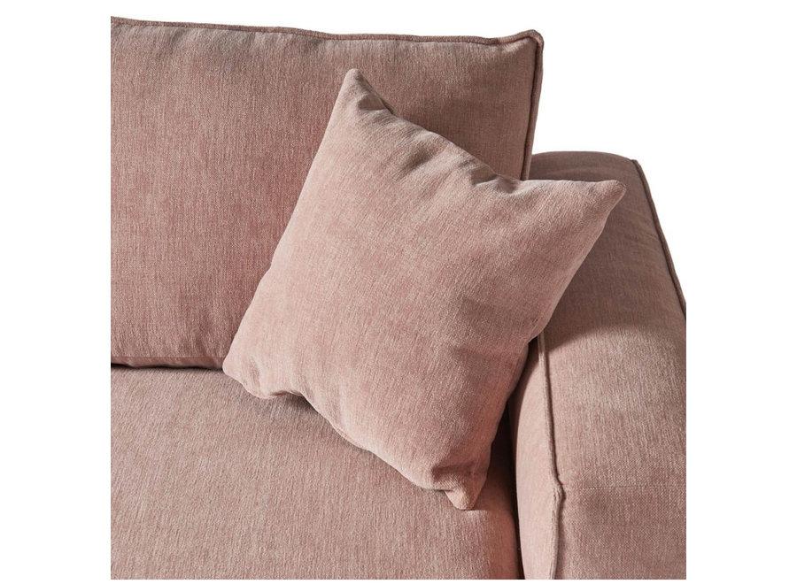 Kendall Sofa 2,5s Velvet Clay