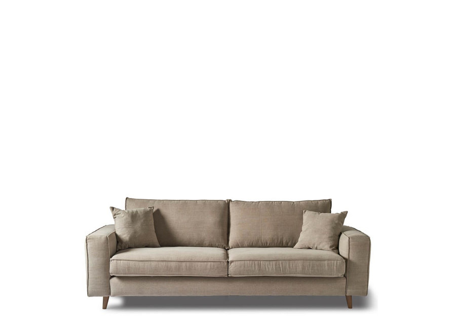 Kendall Sofa 3,5s Cotton Naturel