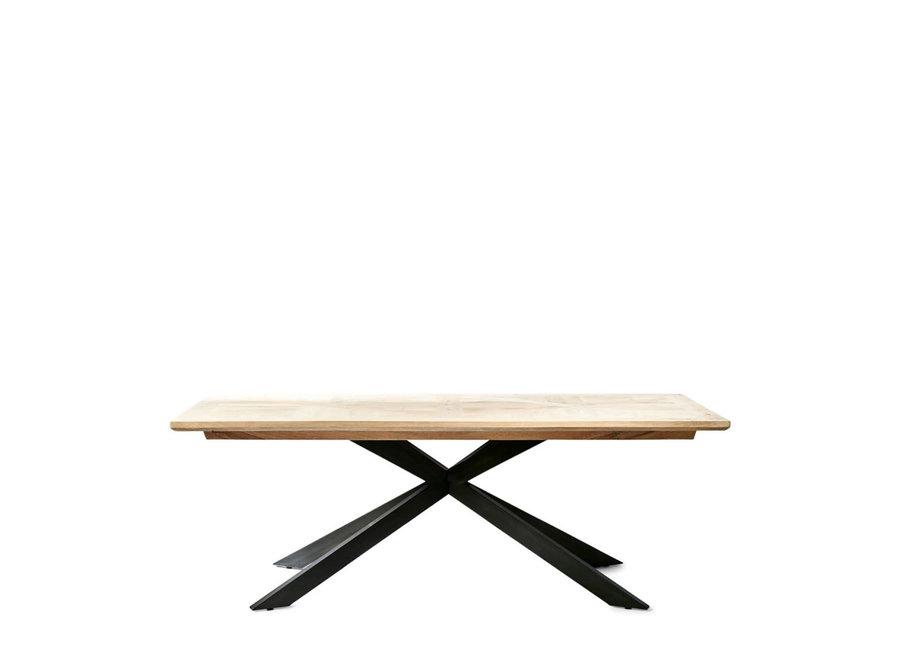 Stuart Dining Table 210x90 cm