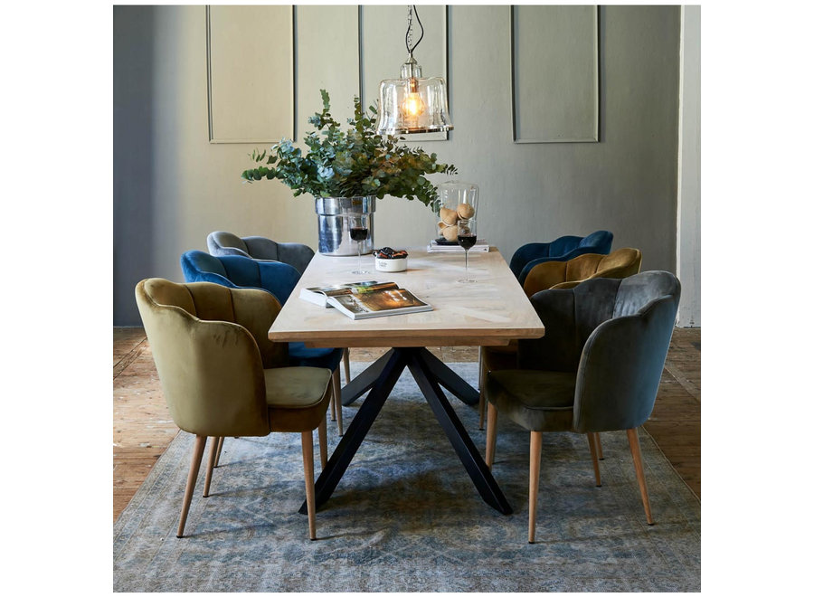 Stuart Dining Table 210x90