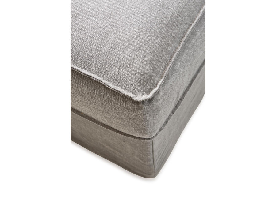 Brompton C Corner S Left Steel Grey
