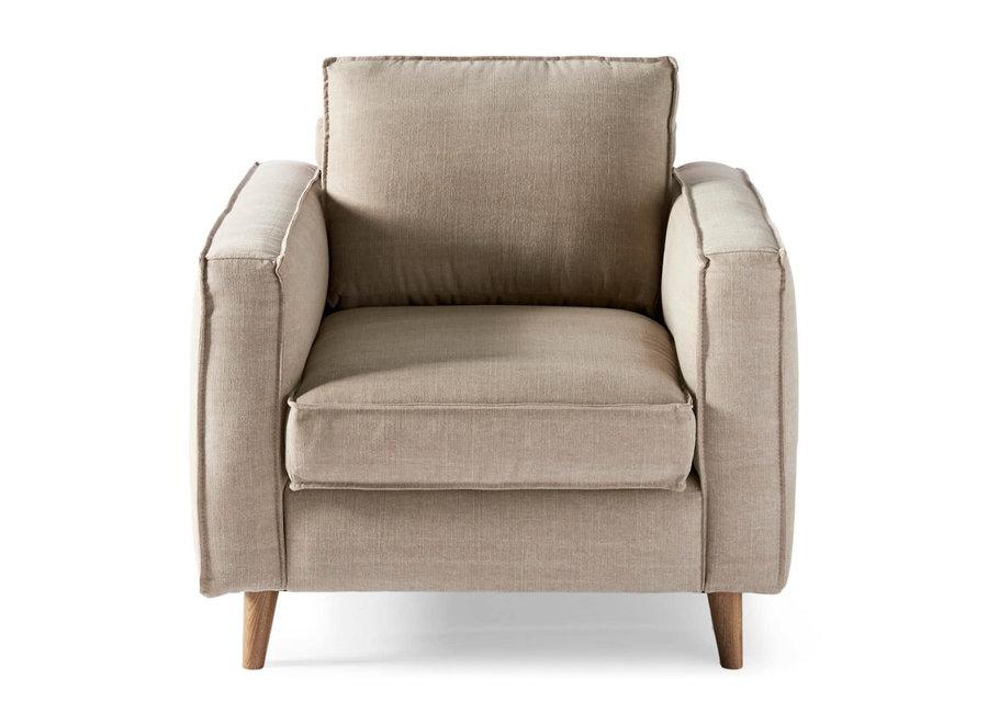 Kendall Armchair Cotton Natural