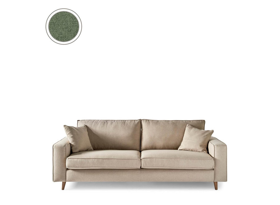 Kendall Sofa 3,5 Seater FrGreen