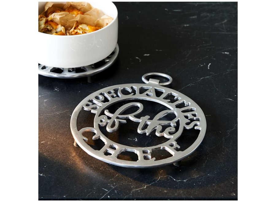 Specialities Of The Chef Trivet