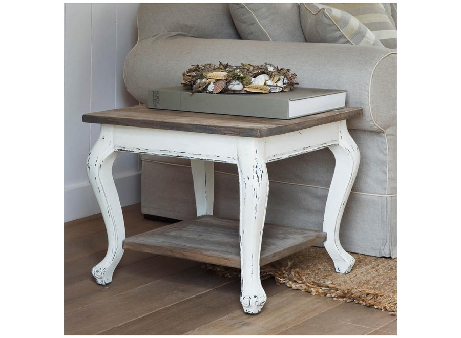 Driftwood End Table  60x60