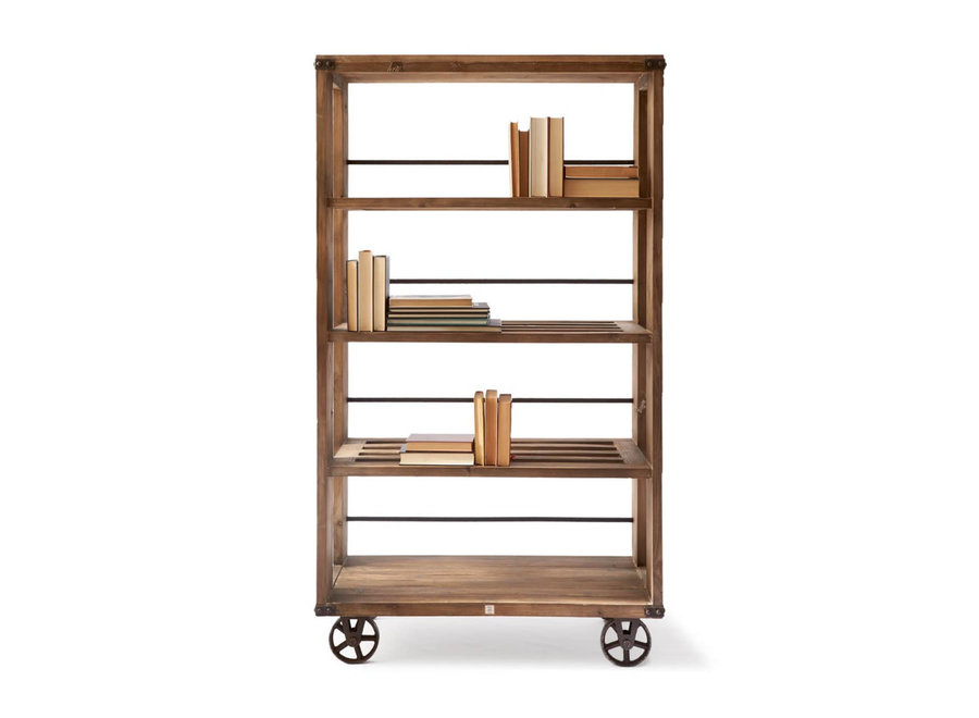 Old Mill Display Cabinet, high