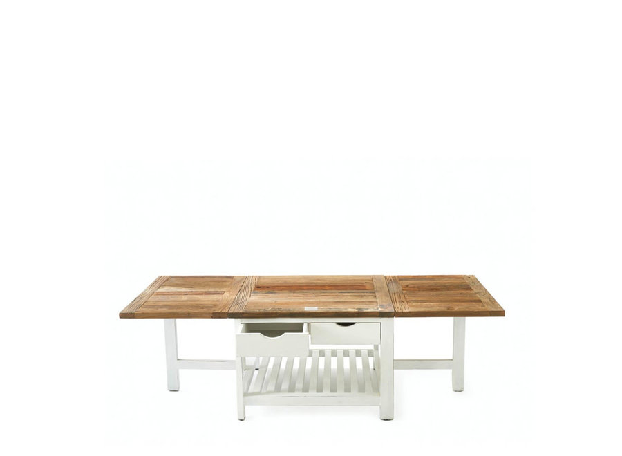 Wooster Str Coffee Table 70/150x70