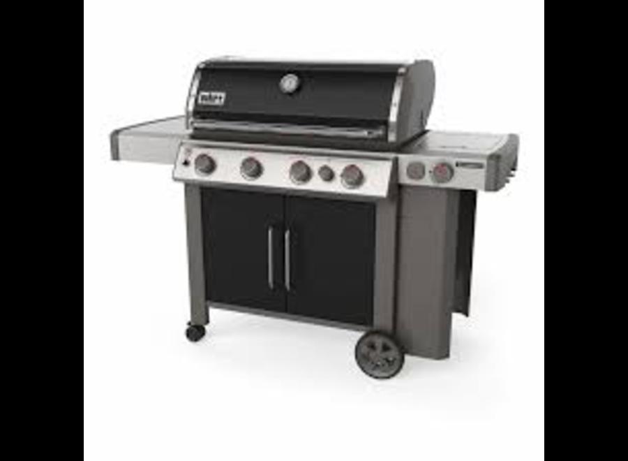 Genesis Ii Ep-435 Gbs Gas Barbecue - Black