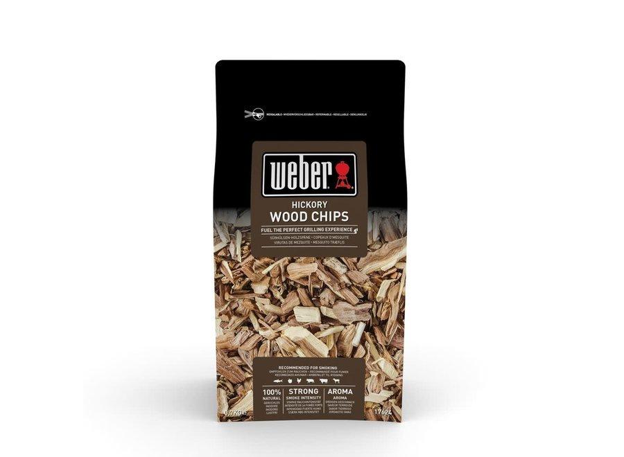 Hickory Wood Chips - 0.7Kg