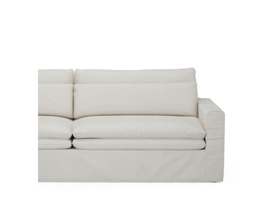 Continental Sofa 3,5S Alaskan White