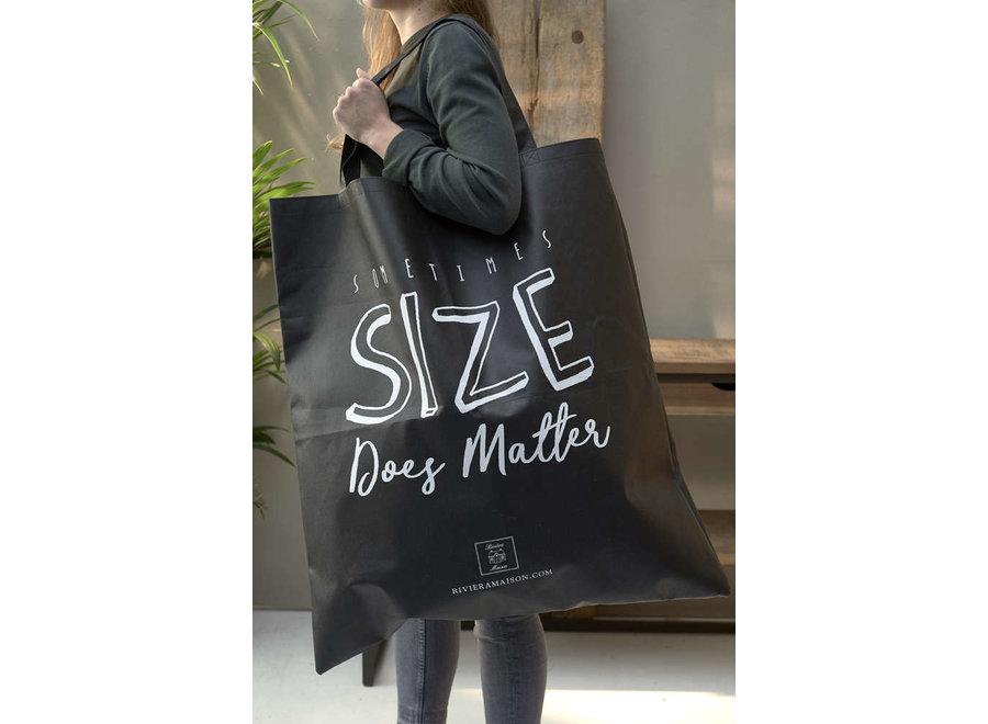 Shopper Size Does Matter