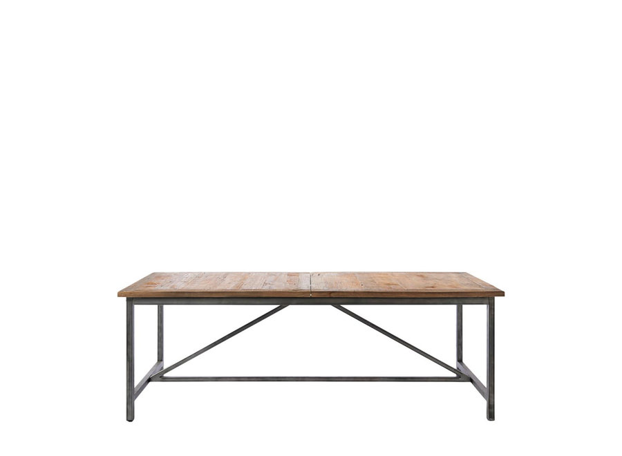 Arlington Dining Table 230x90 Ext