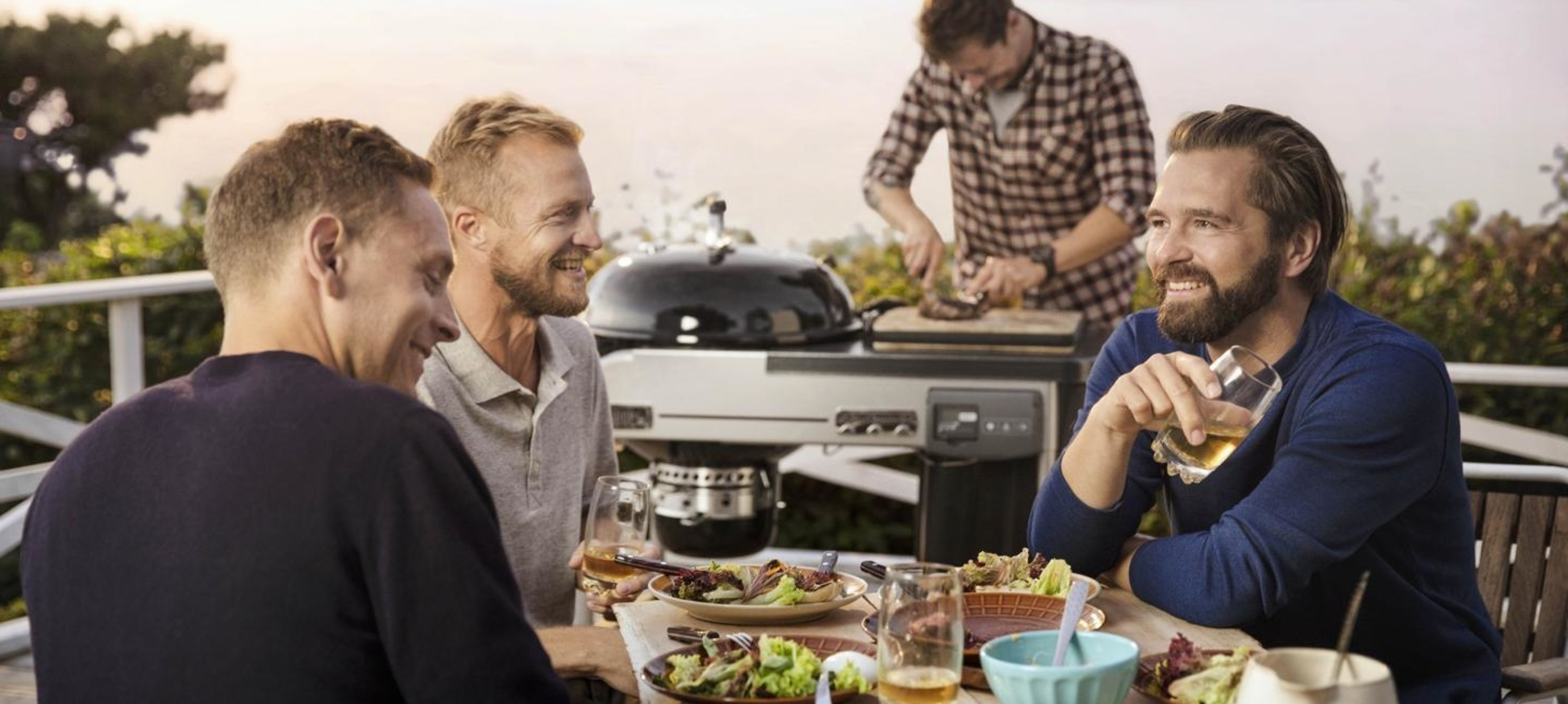 Free Weber BBQ Course at the Weber Grill Academy