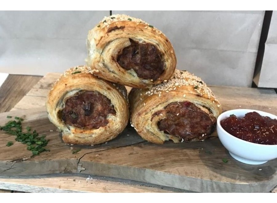 Sausage Rolls - 8 Portions