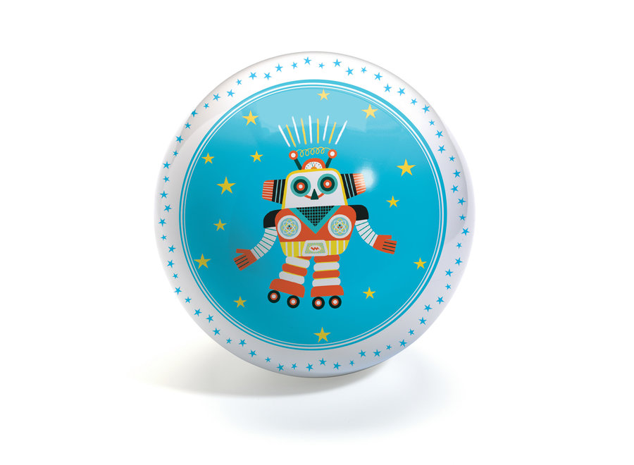 Ball -  Funky Robots ball - 12cm