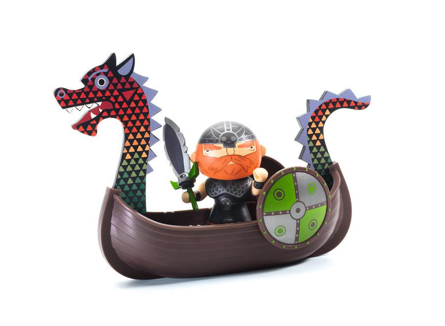 Arty Toys - Pirates - Drack & Ze Drakkar