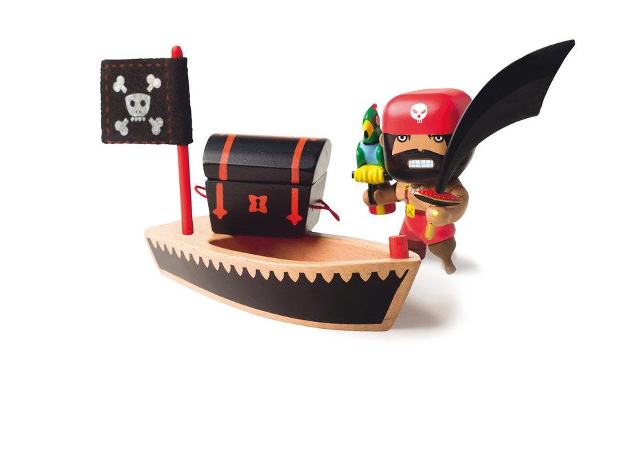 Arty Toys - Pirates - El Loco