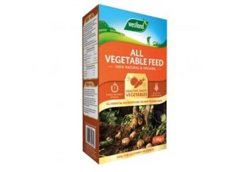 All Vegetable Feed