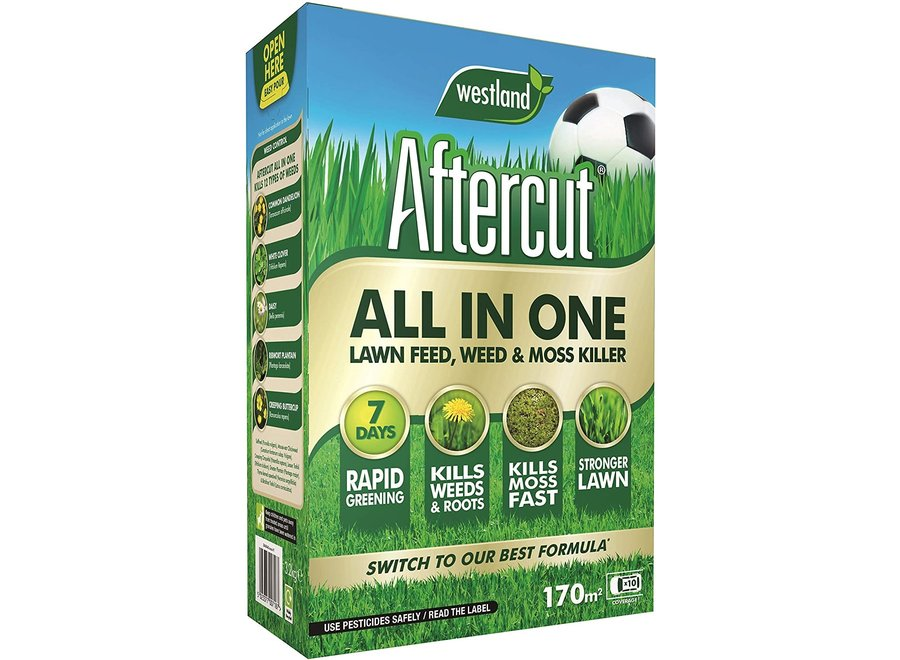 Aftercut All In One Large Box (EUR 19.99 Flashed) (Roi Only)