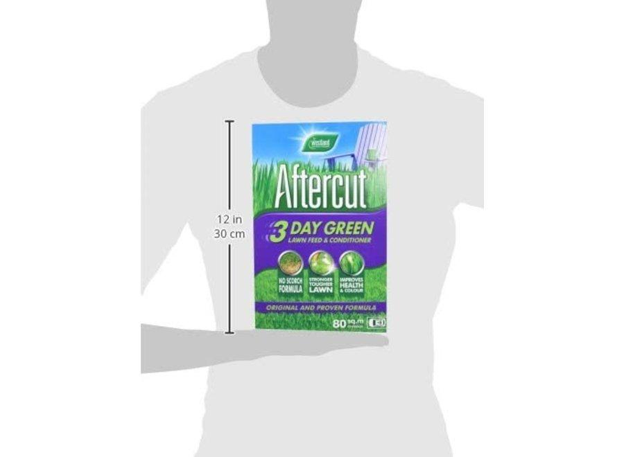 Aftercut 3 Day Green Lawn Feed Medium Box