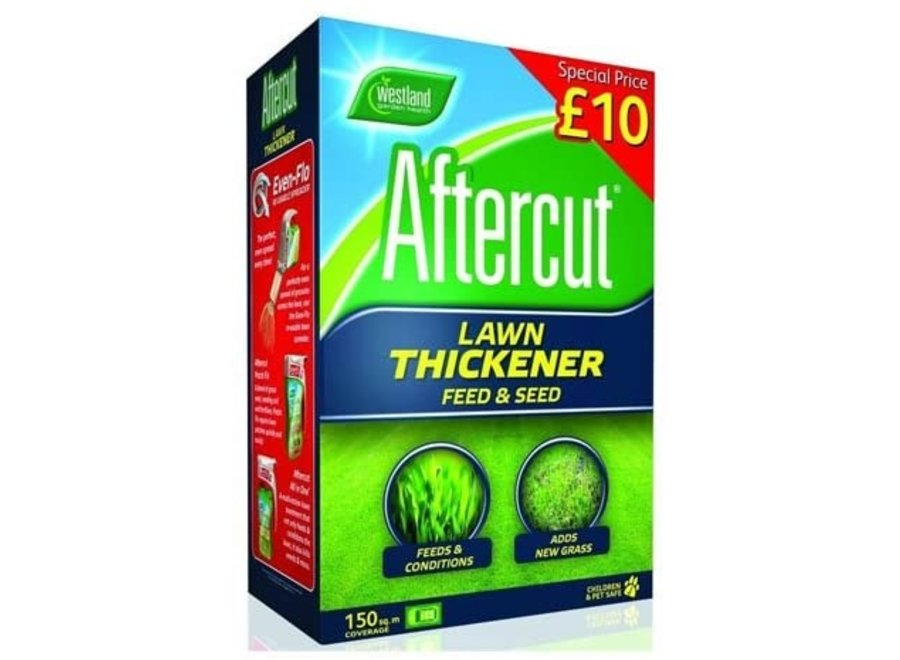 Aftercut Lawn Thickener Large Box (Unflashed)