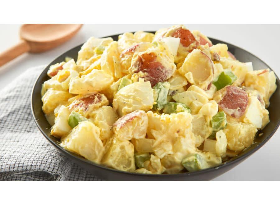 Potato Salad Serves 5 Potions