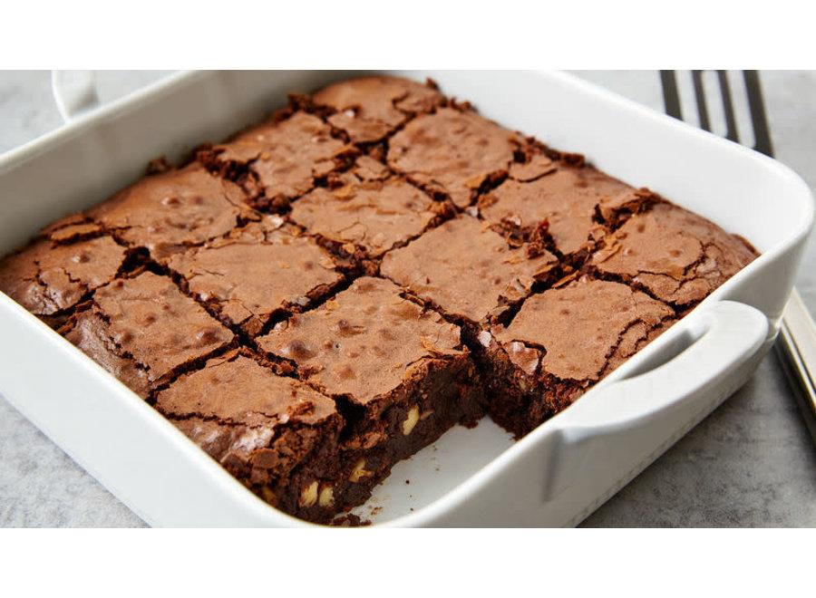 Triple  Chocolate Brownie 1 Portion