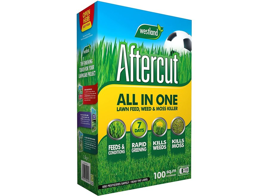 Aftercut All-In-One 100M2 Box - 100Sq.M