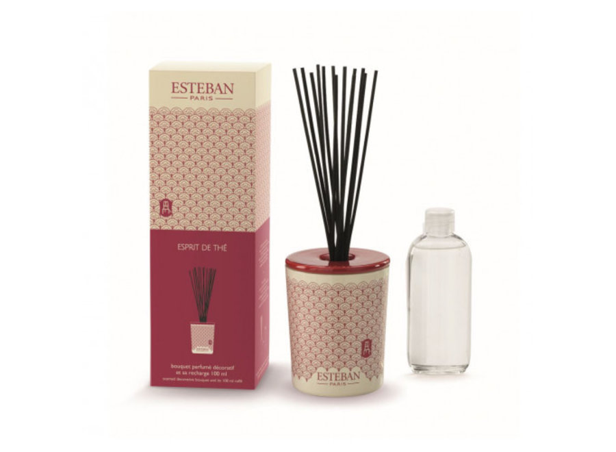 Fragrance Refill For Bouquet And Ceramic Diffuser 500 Ml Esprit De The