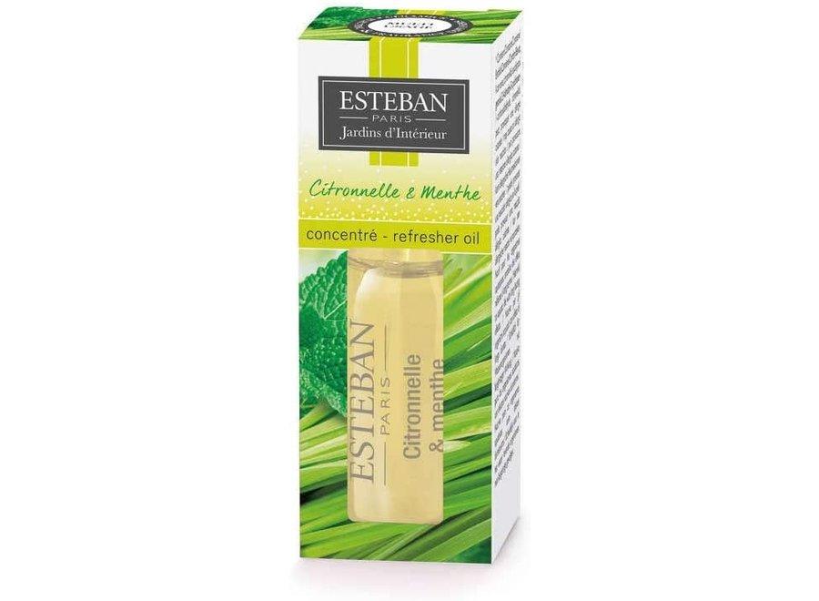 Refresher Oil Lemongrass & Mint