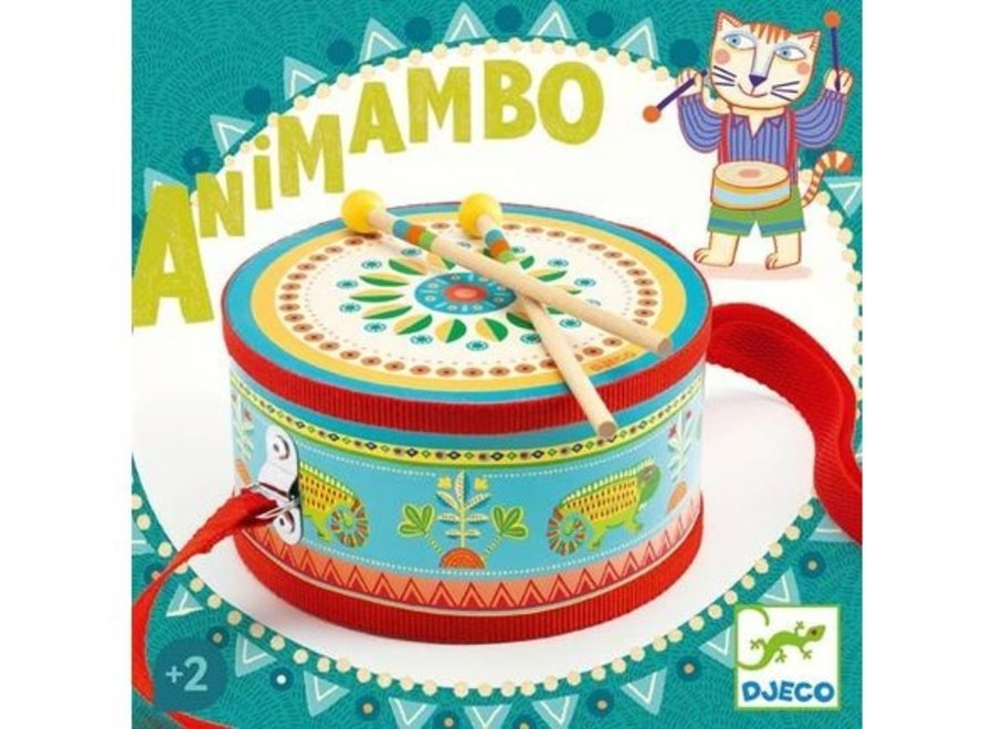 Animambo Floor Drum