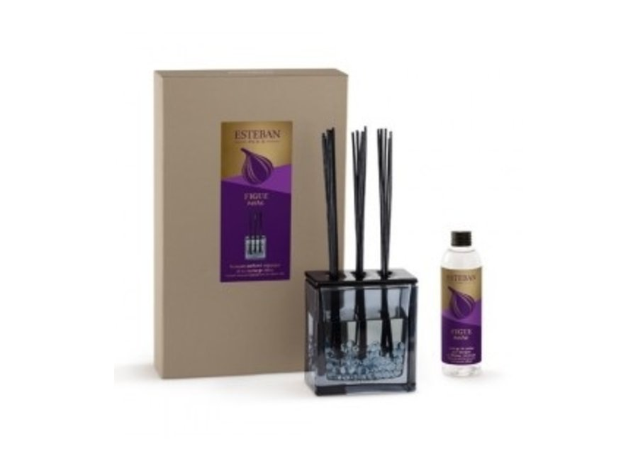 Fragrance Refill For Bouquet And Ceramic Diffuser 250 Ml Figue Noire